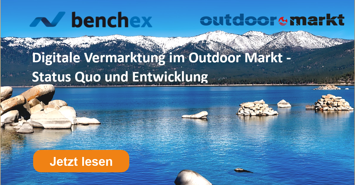 benchex outdoormarkt benchmarking digital vermakrtung marketing seo sea social media
